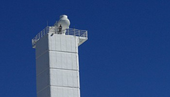 The Swedish Solar Tower, Roque de Los Muchachos observatory