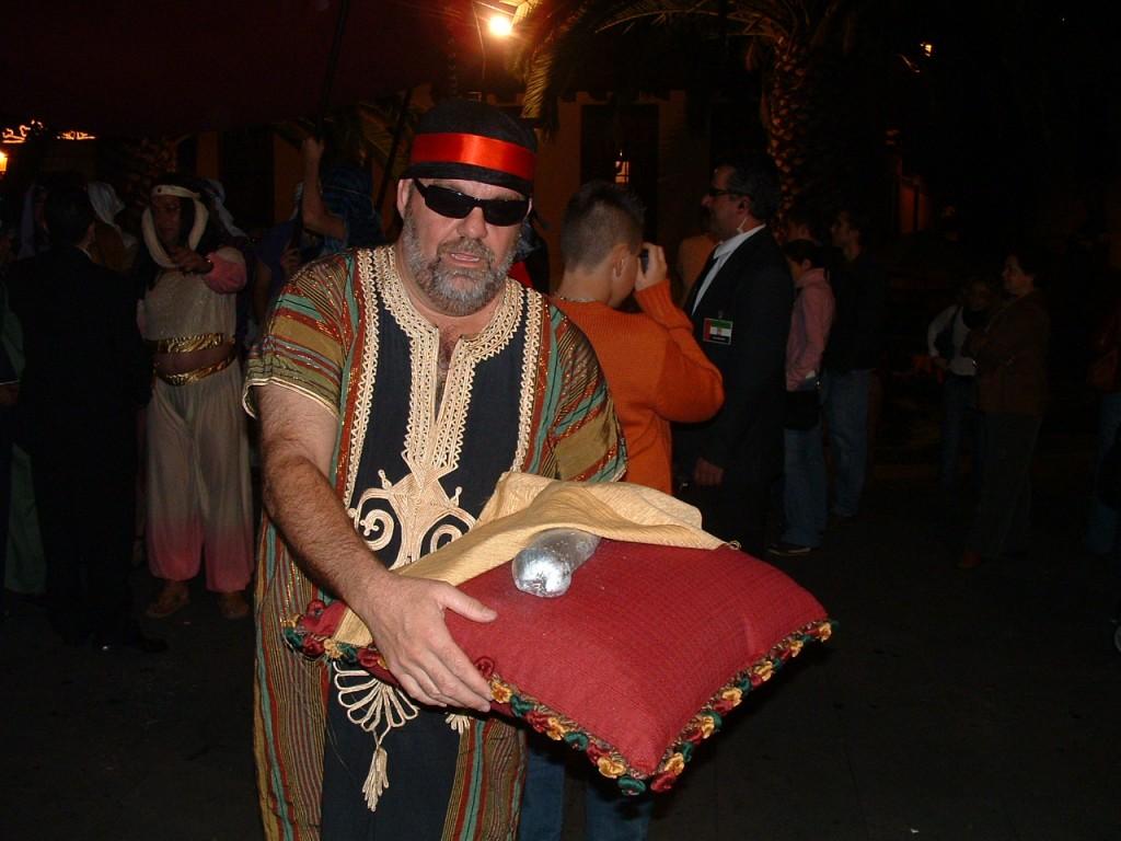 Ambassador's Parade 2006, Santa Cruz de La Palma
