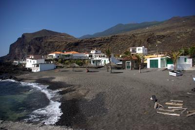 Salemera beach, Mazo, La Palma Island