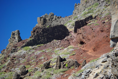 Robert's Wall (Pared de Roberto), La Palma