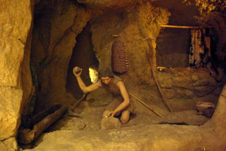 Cave home, at the ethnographic museum, Los Llanos de Aridane, La Palma