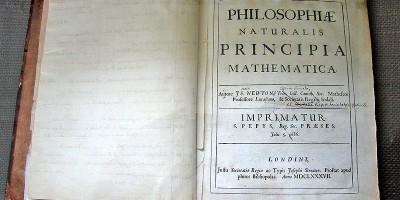 Newton's Pincipia