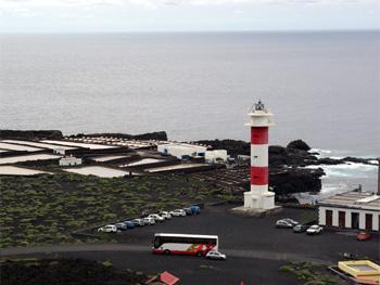 Fuencaliente lighthouse, La Palma island