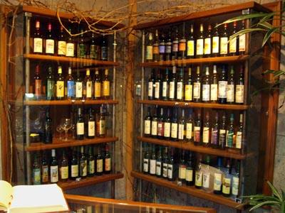 Most of the varieties of wine on La Palma