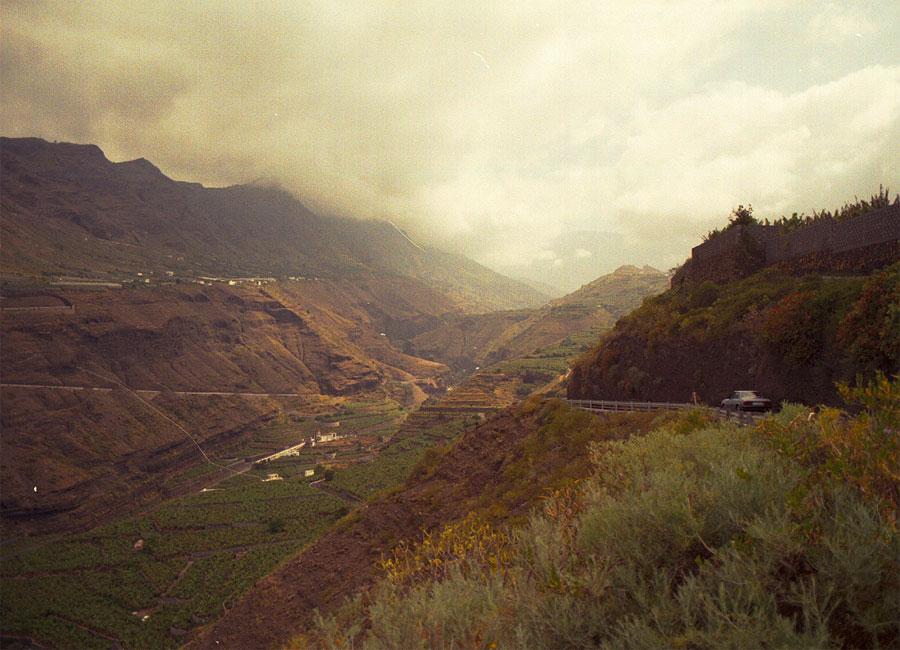 Angustias Ravine, La Palma Island