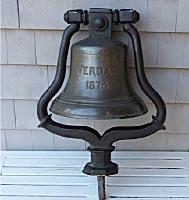 The Bell from La Verdad. Photo: Thomas Cox