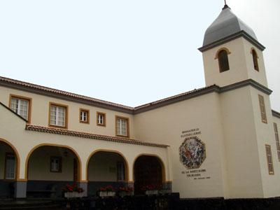 The Cistercian convent at Breña Alta, La Palma