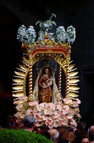 Our Lady of Monserrat, Los Sauces