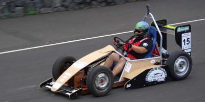 San Jose go-kart race, 2015