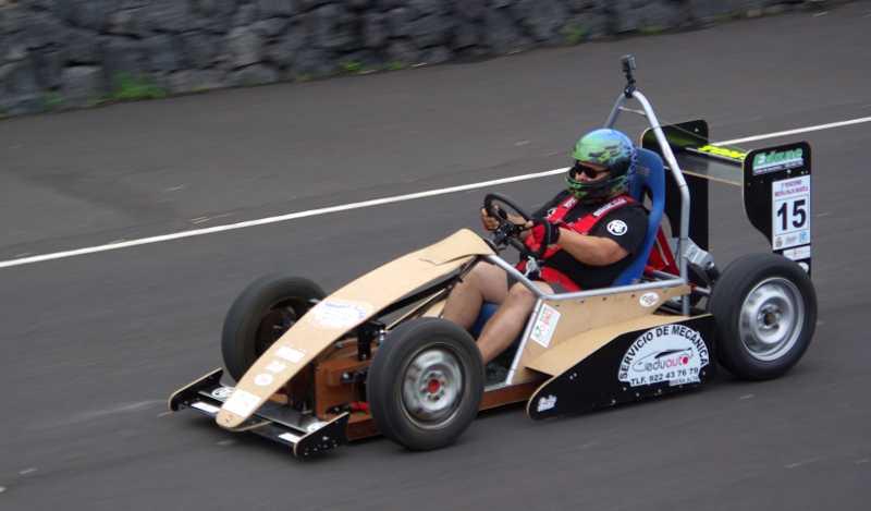 San Jose Go Kart Race La Palma Island