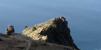 Roque Teneguía, Fuencaliente, La Palma island