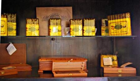 The famous cigars of the Breñas San Jose de Breña Baja, La Palma