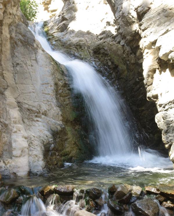 Almendro Amargo waterfall, Caldera de Taburiente, La Palma