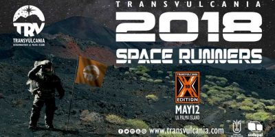 The poster for Transvulcania 2018