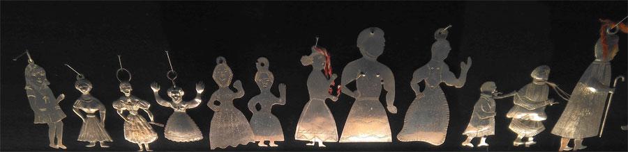 Metal votive offerings, Sacred Museum, Las Nieves, La Palma island